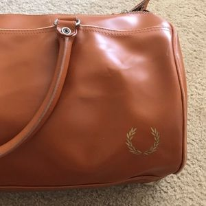 b210807bf Fred Perry Bags - Fred Perry Barrel Bag